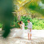 Фотосессия на частном пляже для любителей романтики.