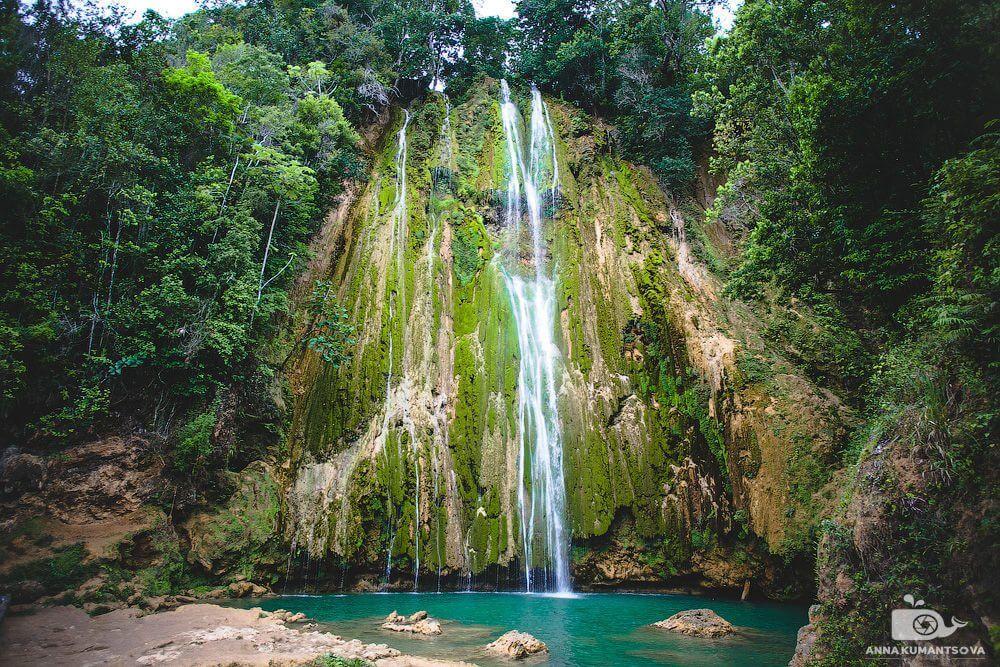 Водопад Лимон