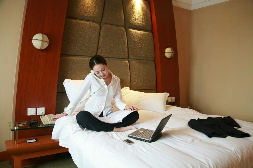 интернет в номере отеля