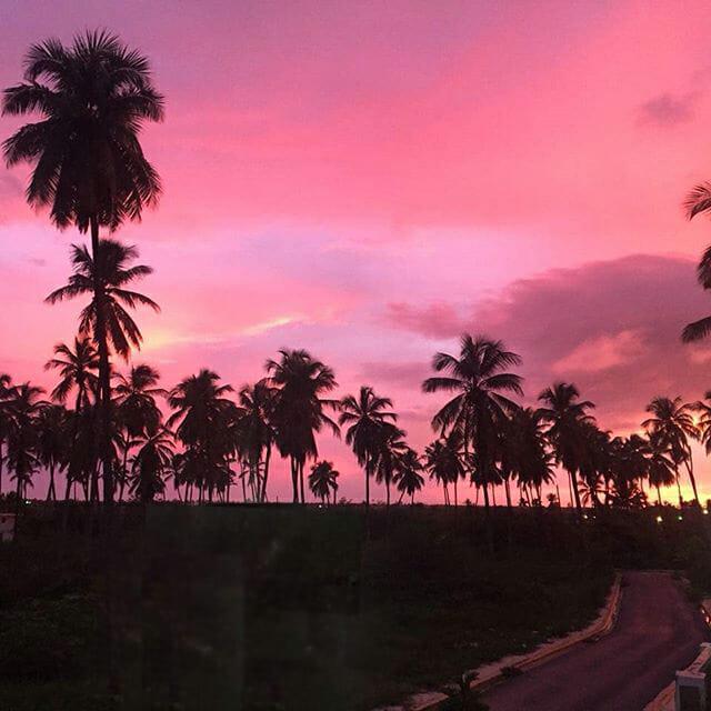 закат в доминикане - Punta-cana - Bavaro