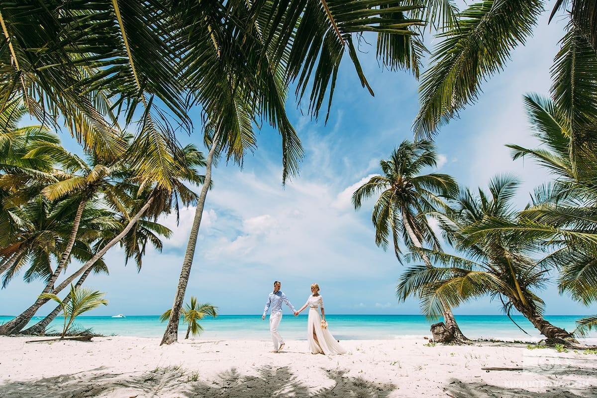 доминикана фото пляжей туристов ним