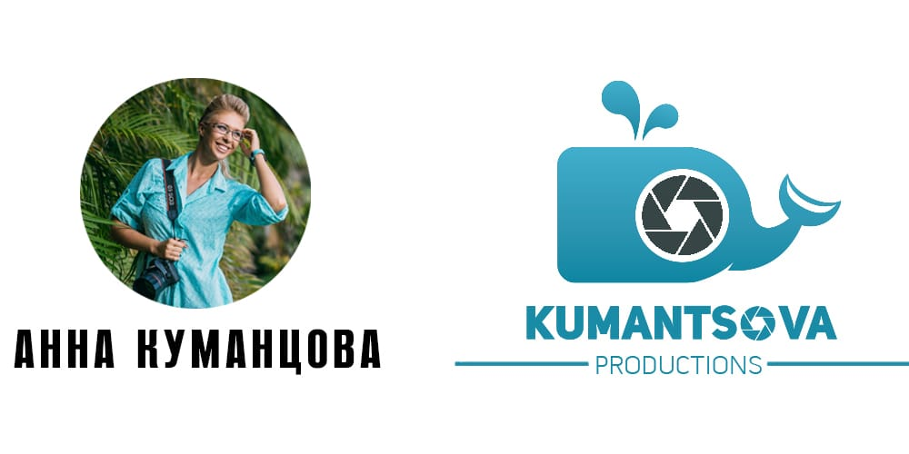 Логотип компании Kumantsova Productions